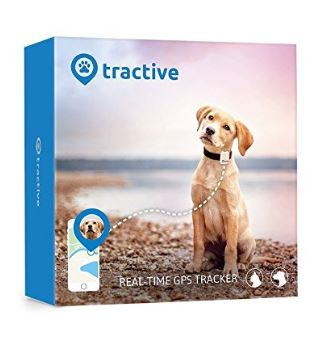 Tractive GPS Pet Tracker gps dog collar