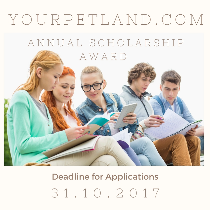 Yourpetland.com-Annual-Scholarship-Award