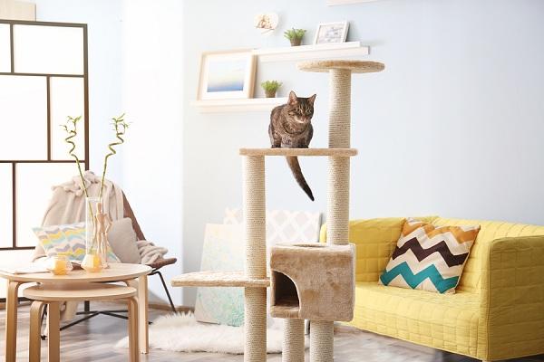 modern cat tree furniture. moderncattree modern cat tree furniture