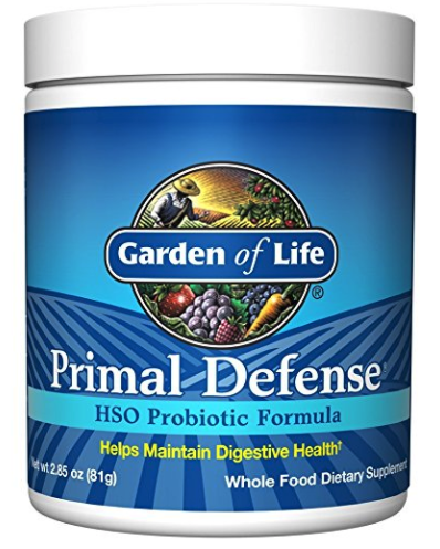 Garden of Life Primal Defense probiotic for dogs