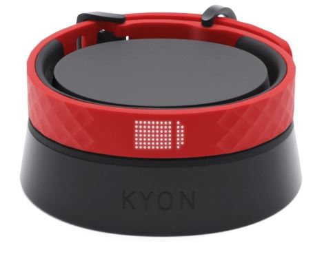 Kyon Pet Tracker gps dog collar